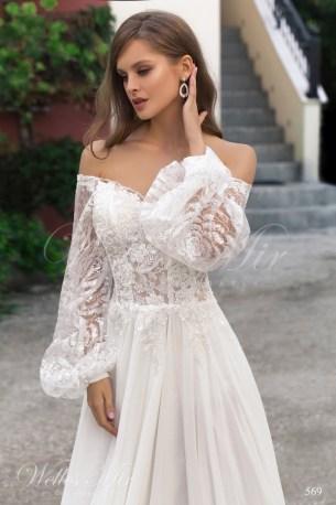 Свадебные платья Limenas Collection 569-2