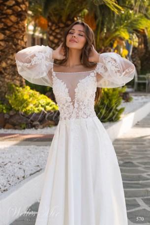 Свадебные платья Limenas Collection 570-2