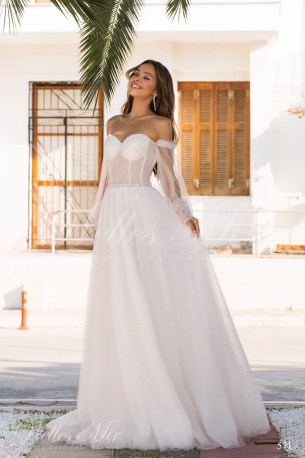 Свадебные платья Limenas Collection 571-1