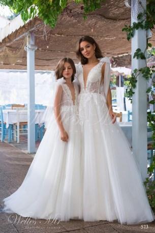 Свадебные платья Limenas Collection 573-5