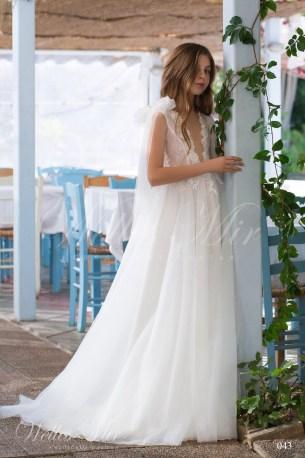 Свадебные платья Limenas Collection 573-6