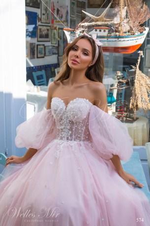 Свадебные платья Limenas Collection 574-3