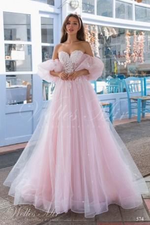 Свадебные платья Limenas Collection 574-1