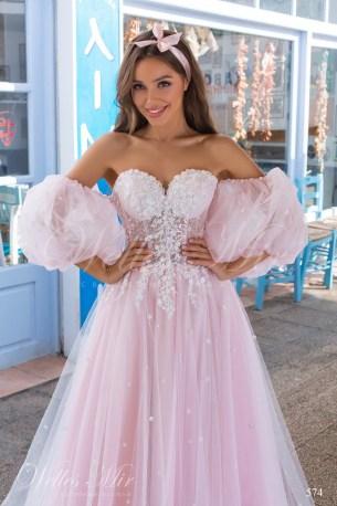 Свадебные платья Limenas Collection 574-2