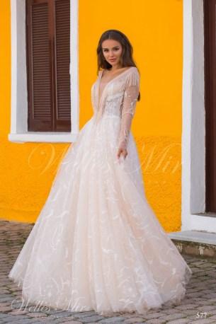 Свадебные платья Limenas Collection 577-1