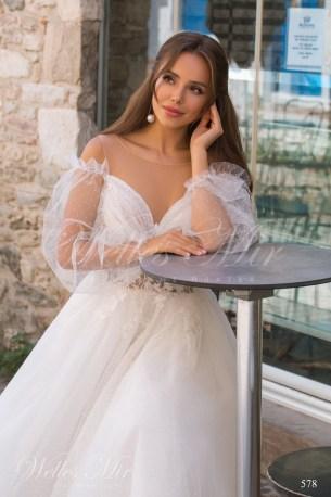 Свадебные платья Limenas Collection 578-2