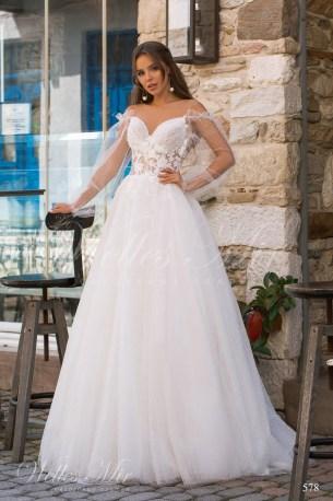 Свадебные платья Limenas Collection 578-1
