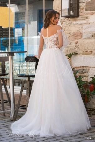 Свадебные платья Limenas Collection 578-3