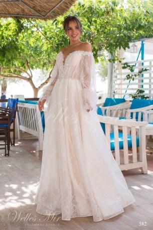 Свадебные платья Limenas Collection 582-1
