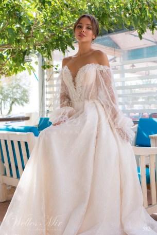 Свадебные платья Limenas Collection 582-2