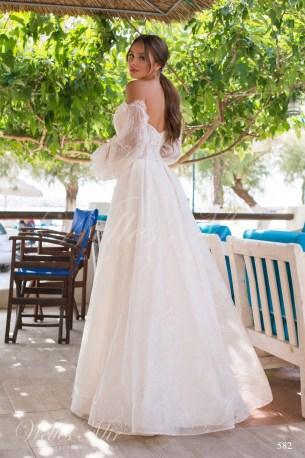 Свадебные платья Limenas Collection 582-3