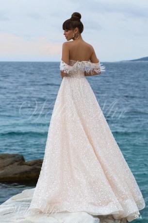 Свадебные платья Limenas Collection 584-3