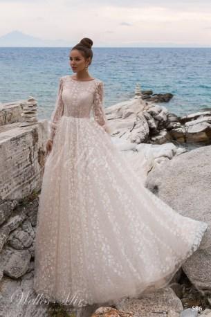 Свадебные платья Limenas Collection 586-1