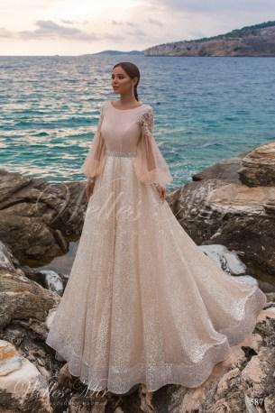 Свадебные платья Limenas Collection 587-1