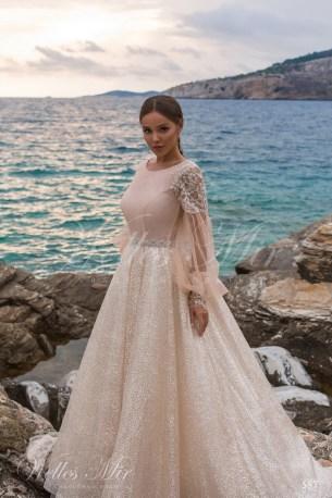 Свадебные платья Limenas Collection 587-2