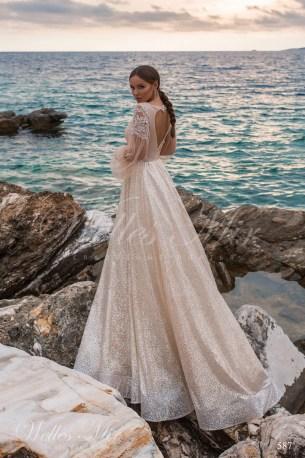 Свадебные платья Limenas Collection 587-3