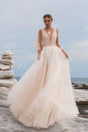 Свадебные платья Limenas Collection 588-1
