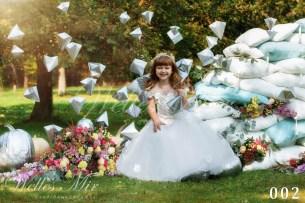 Дитячі сукні Kids Deluxe Collection 2018 002-2