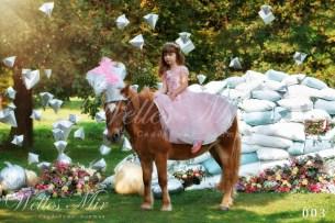 Детские платья Kids Deluxe Collection 2018 003-2