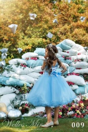 Детские платья Kids Deluxe Collection 2018 009-2