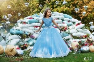 Дитячі сукні Kids Deluxe Collection 2018 012-2