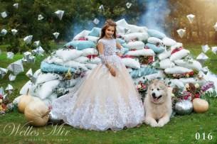 Детские платья Kids Deluxe Collection 2018 016-2