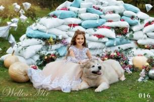 Детские платья Kids Deluxe Collection 2018 016-3