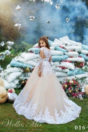Детские платья Kids Deluxe Collection 2018 016-4