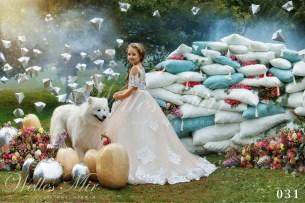 Детские платья Kids Deluxe Collection 2018 031-3