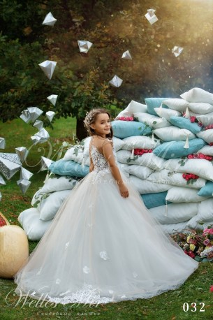 Детские платья Kids Deluxe Collection 2018 032-2