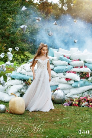 Детские платья Kids Deluxe Collection 2018 040-4