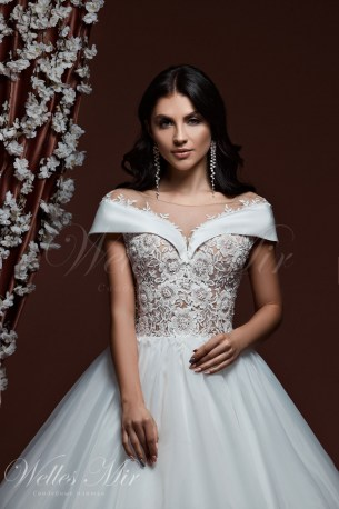 Свадебные платья Shine Collection 2019 503-2