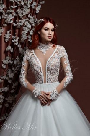 Свадебные платья Shine Collection 2019 519-2