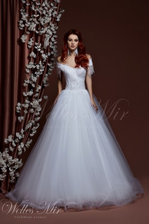 Свадебные платья Shine Collection 2019 527-1