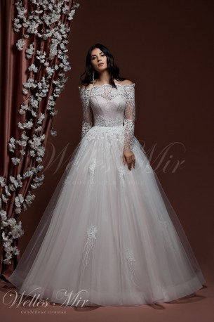 Свадебные платья Shine Collection 2019 536-1