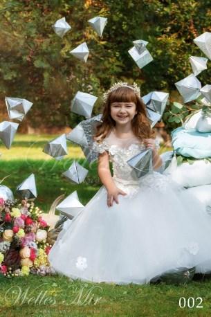 Дитячі сукні Kids Deluxe Collection 2018 002-1