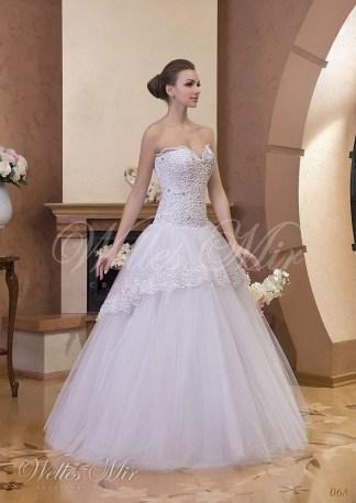 Свадебные платья Gentle Rose 068-3