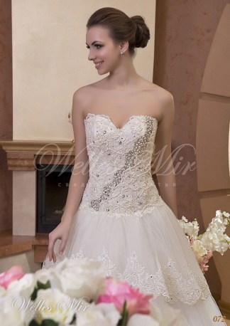 Свадебные платья Gentle Rose 072-2