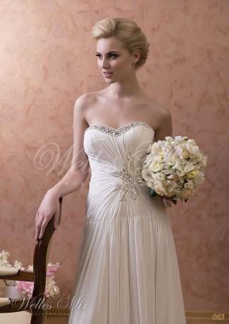 Весільні сукні Gentle Rose 063-2