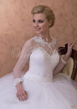 Свадебные платья Gentle Rose 056-2