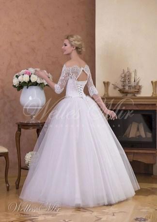Свадебные платья Gentle Rose 043-3