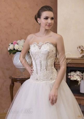 Свадебные платья Gentle Rose 067-2