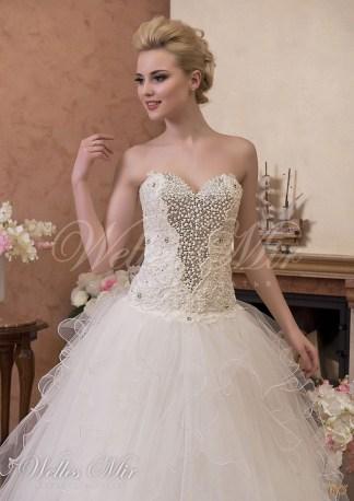 Свадебные платья Gentle Rose 075-2
