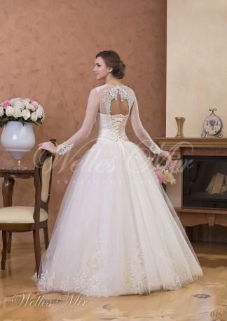 Свадебные платья Gentle Rose 046-3