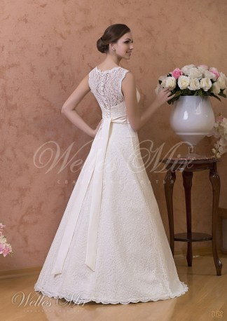 Свадебные платья Gentle Rose 062-3
