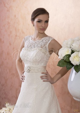 Весільні сукні Gentle Rose 062-2