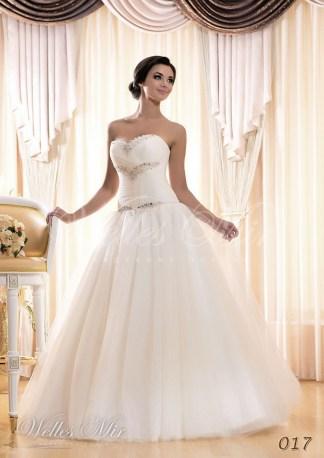 Свадебные платья Romantic Dream 017-1