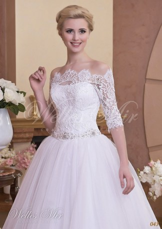 Свадебные платья Gentle Rose 043-2