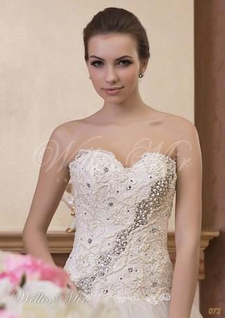 Свадебные платья Gentle Rose 072-3