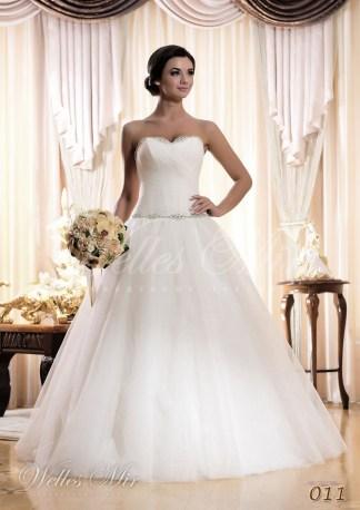 Свадебные платья Romantic Dream 011-1